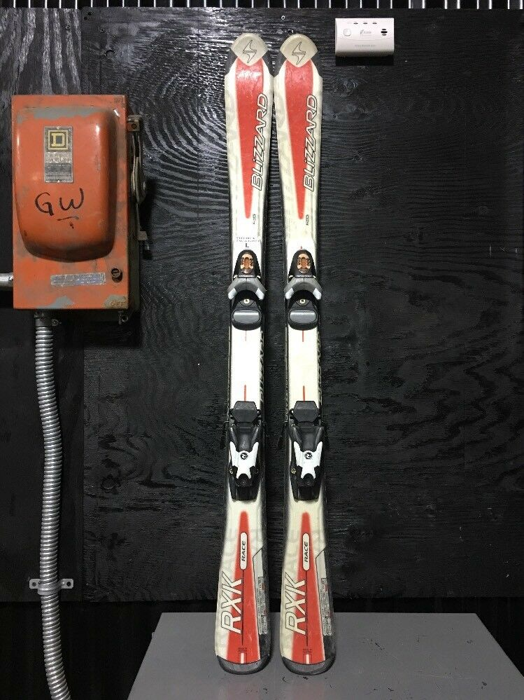 Blizzard  RXK 120cm Skis With Rossignol Bindings. Our  first-class quality