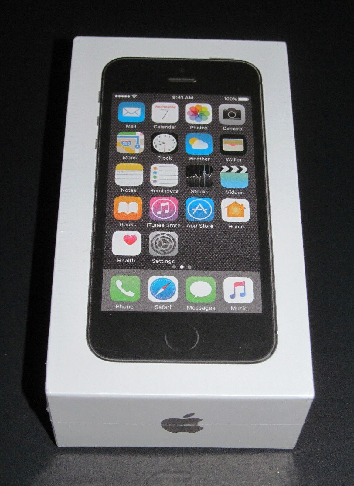 prepaid iphone 5s new amp sealed at amp t gophone apple iphone 5s 16gb prepaid 12801