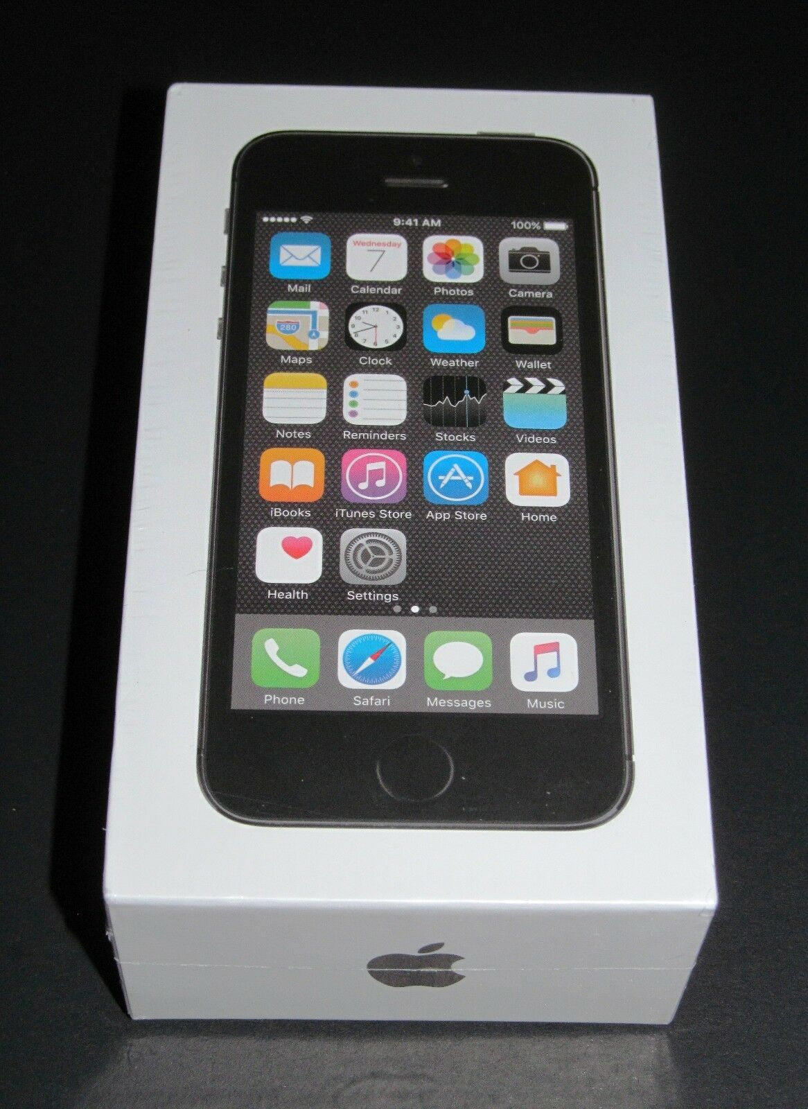 iphone 5s at t go phone new amp sealed at amp t gophone apple iphone 5s 16gb prepaid 17449