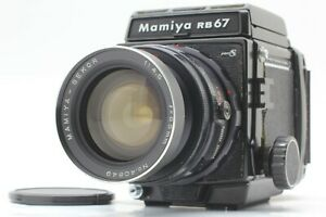 OTTIMO-5-Mamiya-RB67-PRO-S-Corpo-Sekor-65mm-f4-5-l-039-obiettivo-dal-Giappone-0