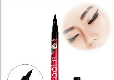 Black Eyeliner Waterproof Liquid Make Up Beauty Comestics Eye Liner Pencil Pen