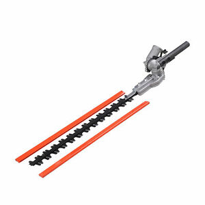 7 Spline 26 Mm Hedge Trimmer Attachment For Various Brush Cutters Trimmers Ebay