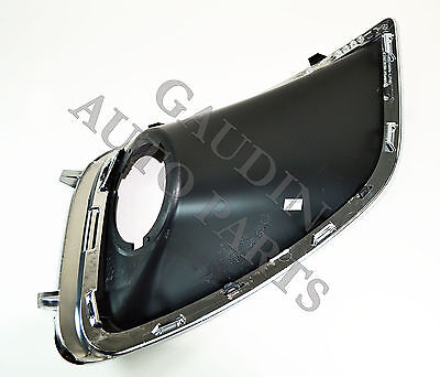 Lincoln FORD OEM 09-16 MKS Front Bumper-Lamp Bezel Right 8A5Z15266AA