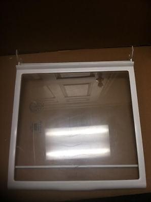 2203236 W10141748 Refrigerator Spillproof Slide-Out Glass Shelf
