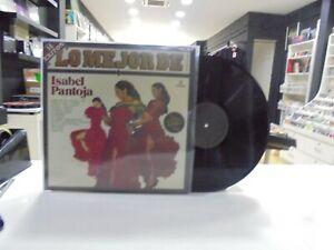 Isabel Pantoja LP Spanisch Lo Mejor 1982