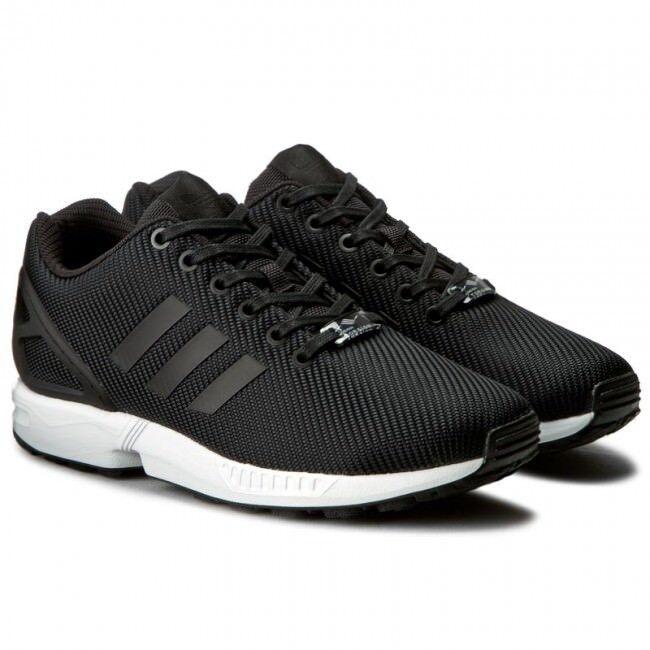 NOUVEAU chaussures adidas Originals ADIDAS ZX FLUX s76530 Baskets Tailles 43 1/3-