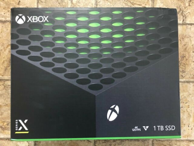Microsoft Xbox Series X - NEW SEALED IN BOX - FREE SHIPPING CANADA - SHIPS NOW