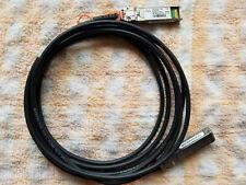 Cisco SFP-H10GB-CU2M 37-1430-01 direct-attach twinax copper cable 2 meters.