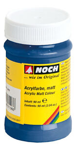 NOCH-61188-Acrylic-Colour-Matt-Blue-Contents-90ml-100ml-7-89-Euro
