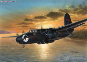 SHIPS-FREE-US-REVELL-1-72-P-70-NIGHTFIGHTER-A-20-Havoc-variant-NEW-WWII