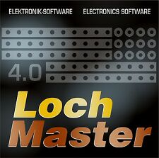 LochMaster 4.0 / ABACOM-Elektronik-Software