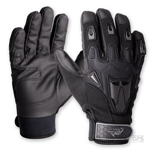 HELIKON-IDW-IMPACT-TACTICAL-GLOVES-BLACK-ARMY-MILITARY-SHOOTING-COLD-WEATHER