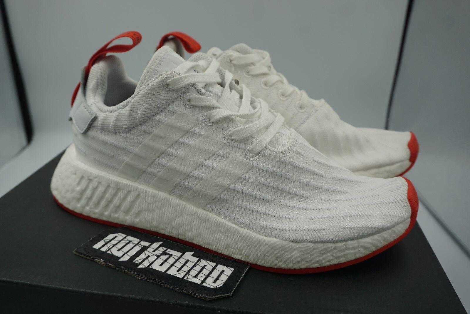 Adidas Pharrell Holi NMD raza humana negro tamaño 12 Yeezy Beluga off