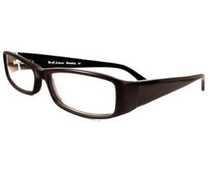 Rough-Justice-Eyeglasses-Shocking-Black-Women-New-54-15-130