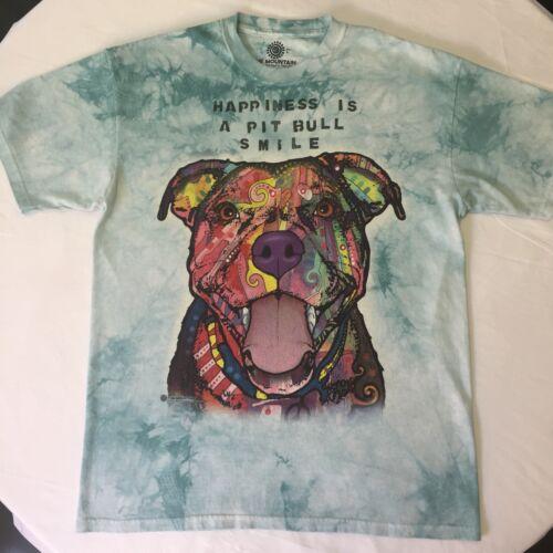 Black Pitbull Head Dogs T Shirt Adult Unisex The Mountain