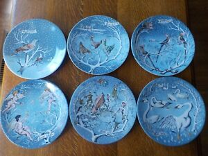 Haviland Christmas Collection Plate
