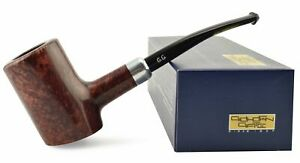 NEW-Briar-Wood-Tobacco-Smoking-Pipe-straight-034-Poker-R-034-ring-wooden-5-1-4-034
