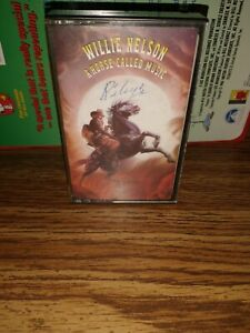 "Willie Nelson ""A Horse Called Music"" Cassette Tape"