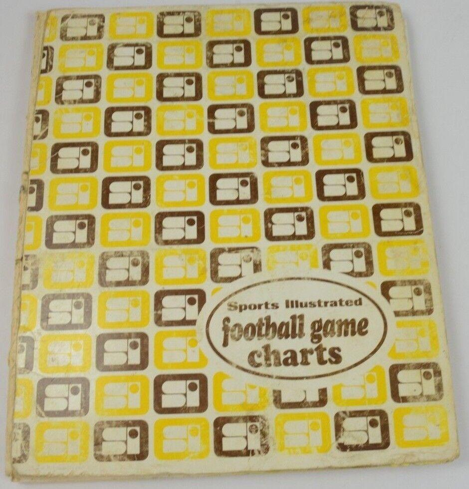 SPORTS ILLUSTRATED PRO FOOTBALL GAME COMPLETE 1970 1971 VINTAGE NFL AFL Set of 2