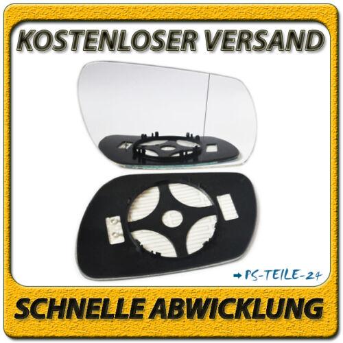 Vidrio pulido para mazda 3 2003-2009 derecho asphärisch Indutherm eléctricamente