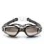 Swimming Goggles Swim Googles attached Earplugs Anti Fog UV Protection kids men