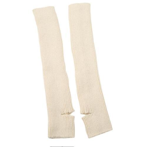 Womens Warm Boot Cover Leg Knitted Ballet Dance Knee Long Legging Sock LA