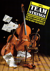TEAM-STRINGS-VIOLIN-Tutor-Sheet-Music-Book