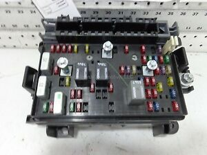 image is loading chevy-trailblazer-rear-fuse-junction-box-assembly-2002-