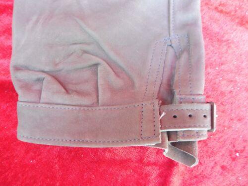 kniebundhose € In gr pelle di in qualità 36 alta preis Germany Pantaloni a 250 neu made xAqPXwZzz