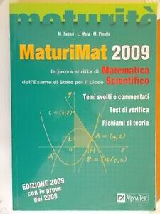 MaturiMat-2009-maturita-prova-scritta-matematica-liceo-scientifico-test-teoria