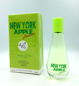 Lot Of 3 New York Apple Luscious Inspired By Be Delicious Citrus