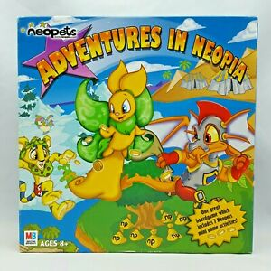 Neopets Adventures In Neopia Board Game Replacement Parts Pieces Accessories Ebay