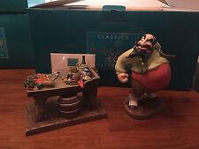 "WDCC Pinocchio - Stromboli ""You Will Make Lots Of Money For Me"" + Box/COA"