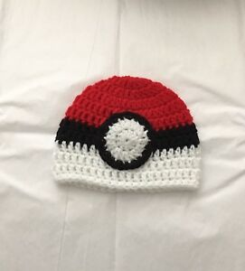 Crochet Pattern Pokemon Crochet Hat Pokemon Gift Pokemon | Etsy | 300x271
