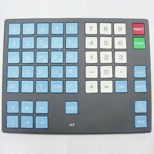 NEW For FANUC FANUC-11M A98L-0001-0481#M#T Membrane keysheet keypad