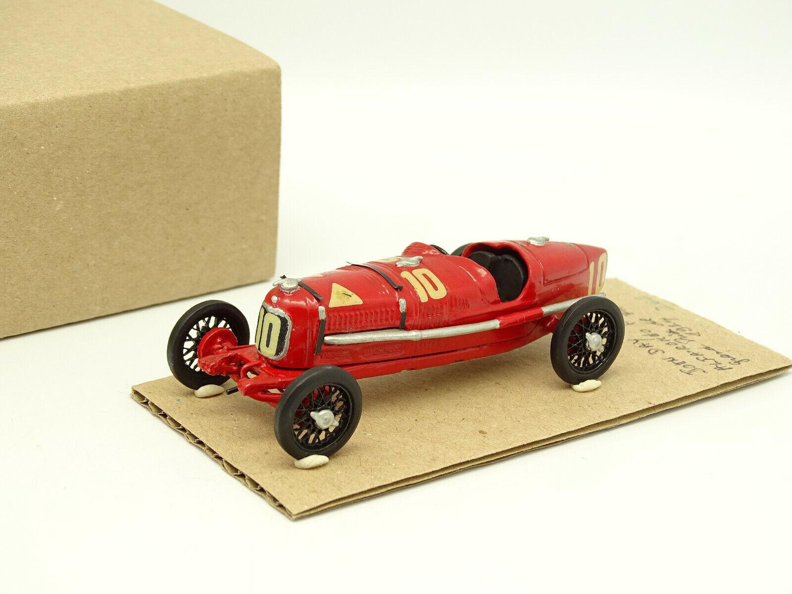 John Day Kit Monté Métal 1 43 - Alfa Romeo P2 France GP 1924