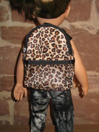 ohne Puppe Puppenbekleidung Tasche 46-50cm Steh-Puppe Rucksack