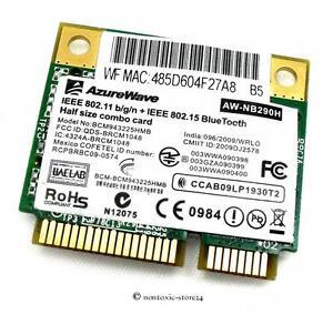 AzureWave-AW-NB290H-mini-pci-Wifi-Bluetooth-3-0-Combo-Card-gt-gt-gt-gt-gt-WORLDWIDE