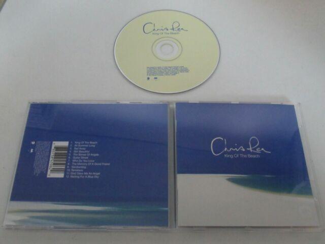 Chris Rea / King Of The Beach (Eastwest 6573845962) CD Álbum