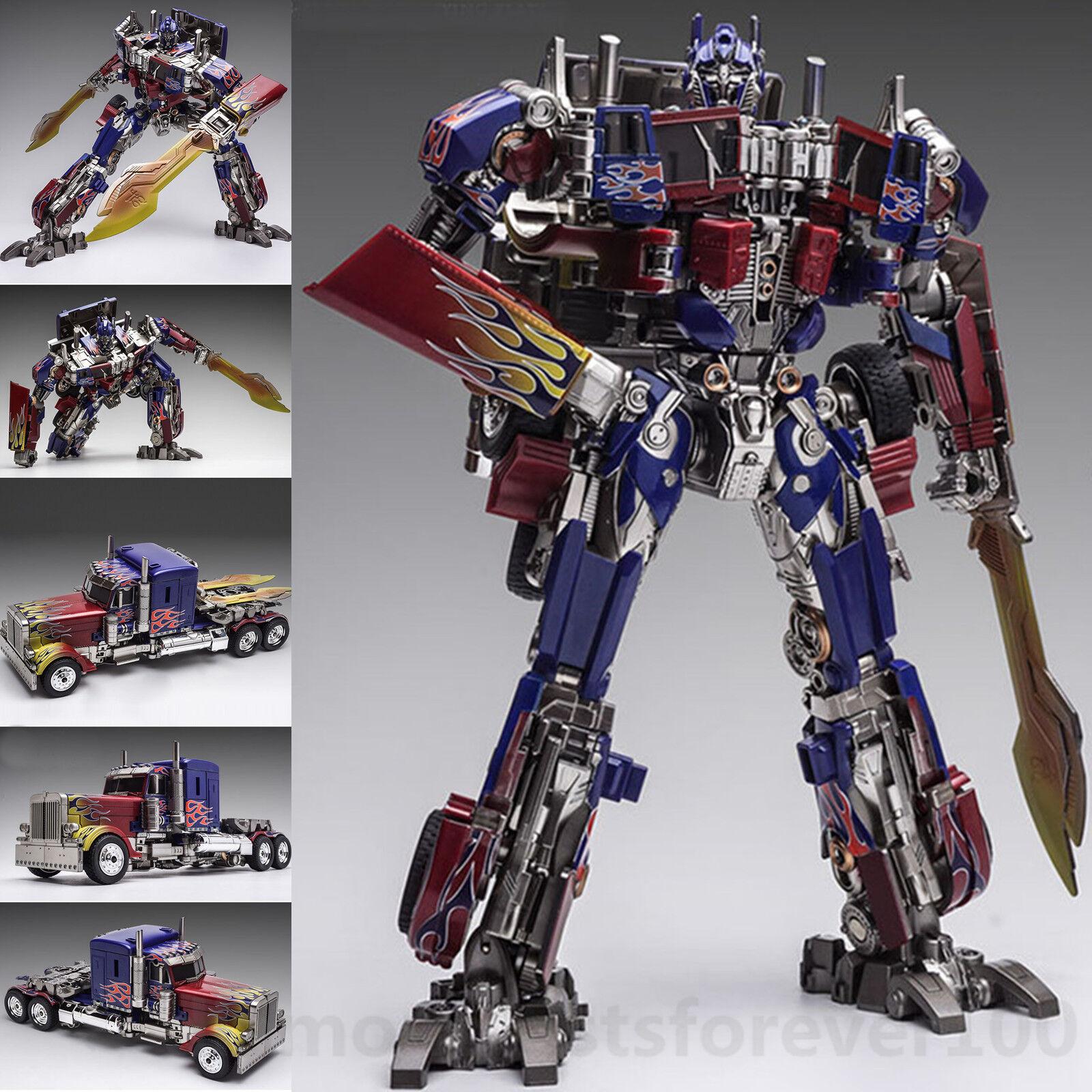 WeiJiang WeiJiang WeiJiang Transformers Action Figure  SS05 Oversized  Optimus Prime Boys Toy Gift 47da08