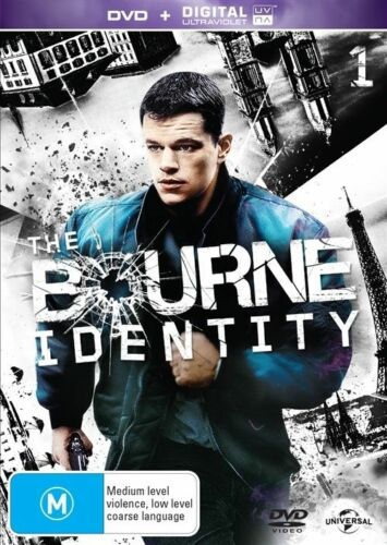 1 of 1 - [Pre-owned] The Bourne Identity - DVD
