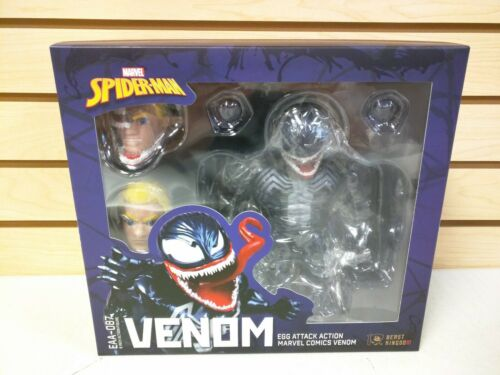 Venom EAA-087 Egg Attack Figurine PX Exclusive Beast Kingdom Marvel Comics