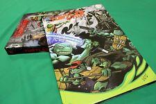*RARE* Ninja Turtles TMNT Odyssey ULTIMATE ed. Jim Lawson Dan Berger Chris Allan