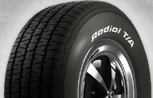 245-60R15-BFGoodrich-Radial-T-A-100S-RWL-Tire-99620-Qty-1