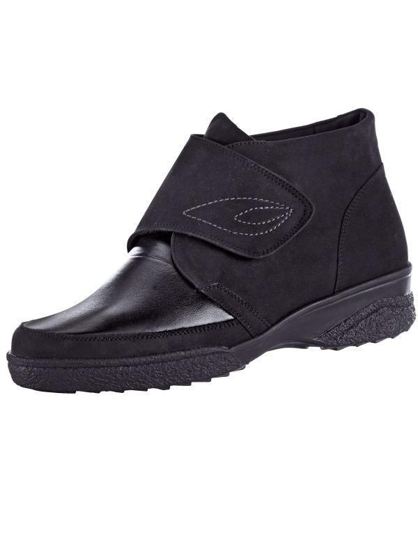 Zapatos botas botín lana juanetes cuero de solidus lana botín virgen talla 3,5 (36) 218c91