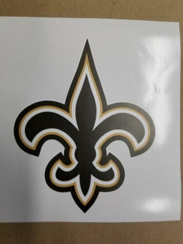 New Orleans Saints cornhole board or vehicle decal(s)NO2