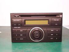 07 08 09 NISSAN VERSA FRONTIER XTERRA RADIO CD PLAYER 28185-EM30A CY08C