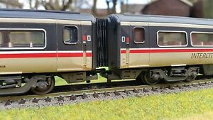 12-x-00-Gauge-Bachmann-Hornby-MK4-Mark-4-Corridor-Connector-Bellows-4mm-BR