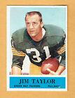 JIM TAYLOR Packers 1964 Philadelphia #80 NrMt Combine S&H