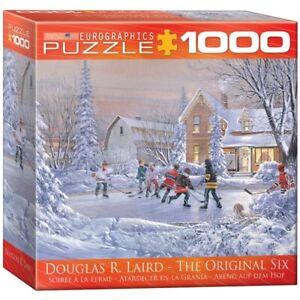(EG80000612) - *** Eurographics Puzzle 100 0 Pc - The Original Six